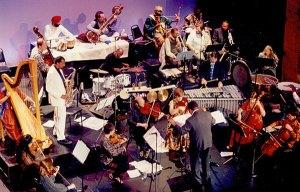 Keni Washington and his OMniverse Jazz Sinfonia