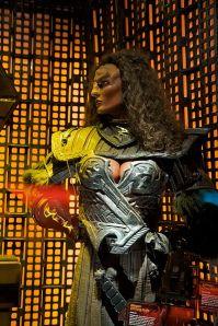 Klingon Female Model from a Las Vegas Star Trek Exhibit