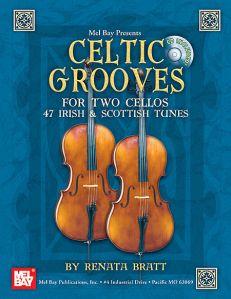 Mel Bay - Celtic Groove for cello duet