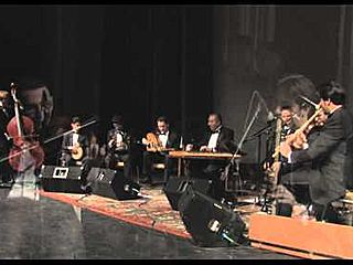 Takht Ensemble of the Michigan Arabic Orchestra