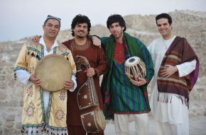 "S.A.R.A. ""Sounds and Rhythms of Afghanistan"""