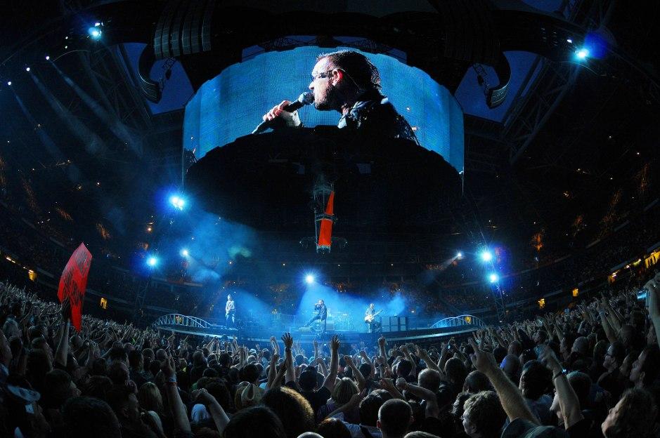 U2 Cardiff