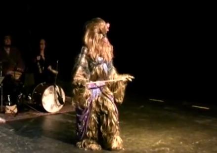 Wookiee-Bellydance