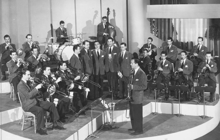 The Glenn Miller Orchestra was, arguably, the most popular band of the swing era