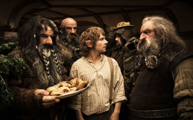 The Hobbit movie, in 3 weeks, has surpassed the international take of The Hunger Games during its whole 29 week run.  That's Staying Power!