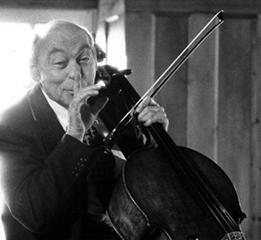 János Starker (July 5 1924 - April 28, 2013)