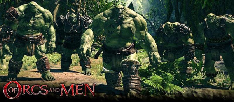 "Cyanide Studios Video Game, ""Of Orcs and Men"""