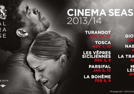 Royal Opera House Cinema Season 2013/14