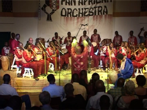 The Pan African Orchestra