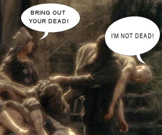 holygrainotdead
