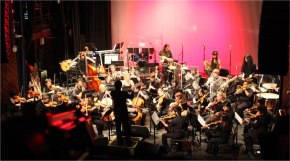 The Video Game Orchestra of Boston. Founded in 2008.