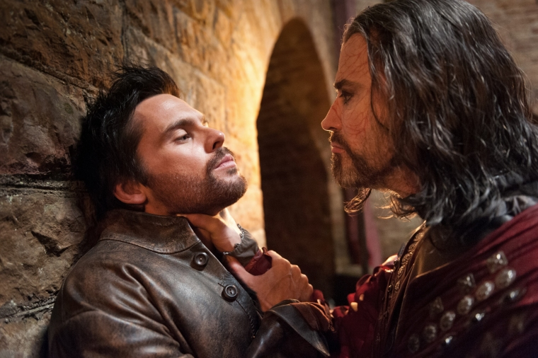 "Da Vinci meets Vlad the Impaler. Even ""Da Vinci's Demons"" wants to get in on a some vampire action."