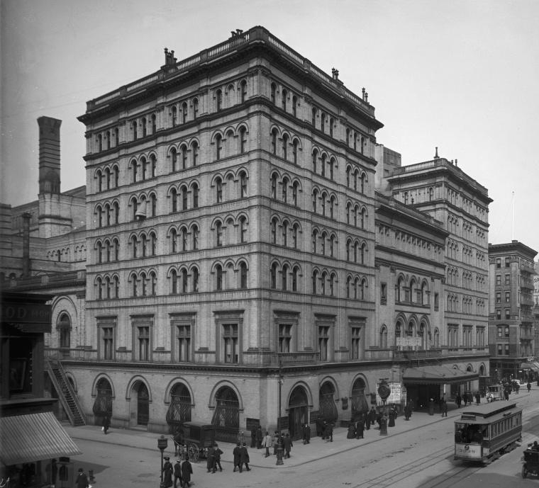 Metropolitan Opera in 1905