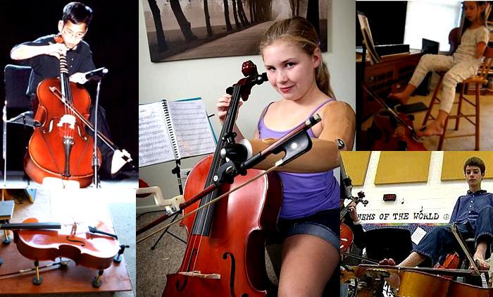 non-standard-cello