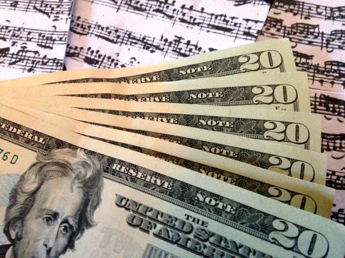 MusicMoney