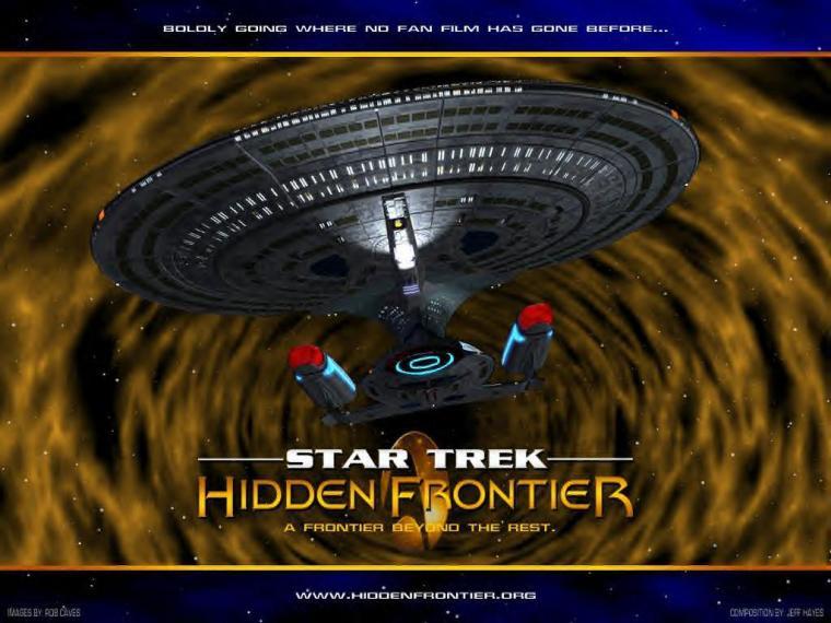 """Star Trek: Hidden Frontier"" is a fan produced series numbering 50 episodes."