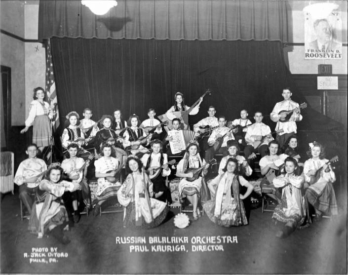Kauriga-Orchestra