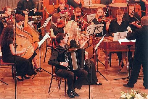 Ukranian Folk Orchestra of the Rivne State Humanities University